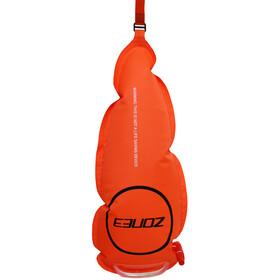 Zone3 Swim Safety Riem met Tow Float Zakje, orange